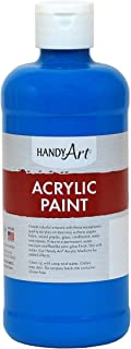 Handy Art Student Acrylic Paint 16 ounce, Cobalt Blue
