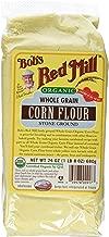 Bobs Red Mill, Flour Corn Organic, 24 Ounce