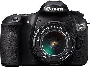 Canon デジタル一眼レフカメラ EOS 60D レンズキット EF-S18-55mm F3.5-5.6 IS付属 EOS60D1855ISLK