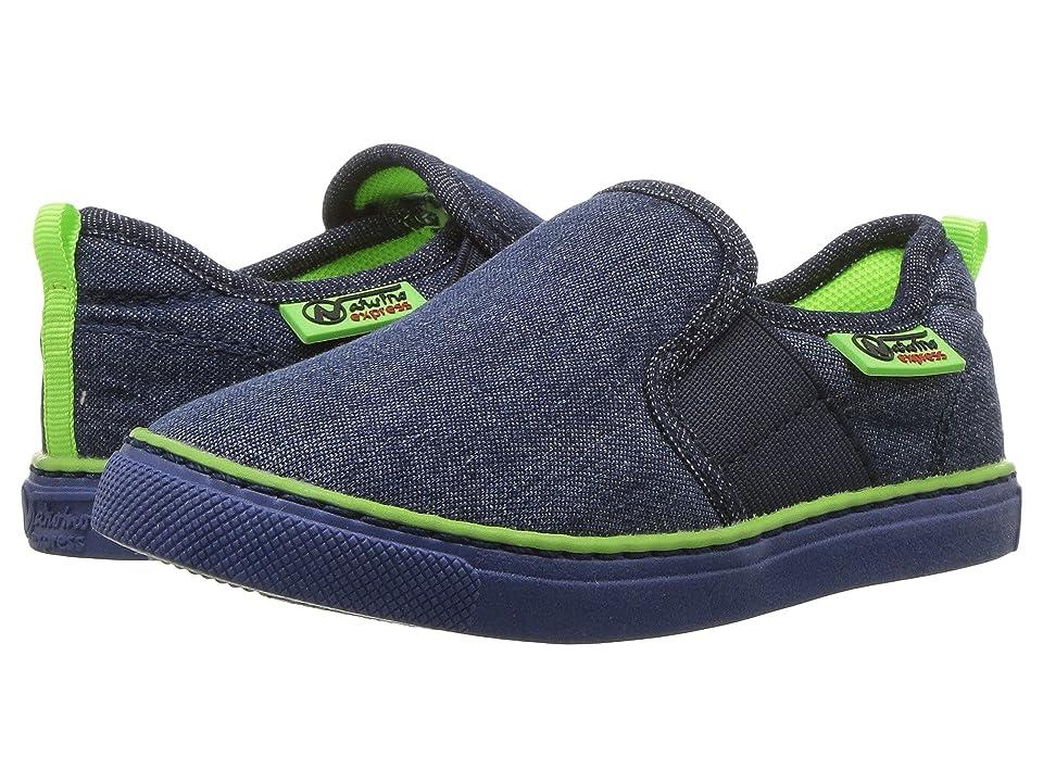 Naturino Express Zani (Toddler/Little Kid) (Denim) Girls Shoes