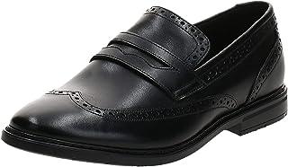 حذاء سهل الارتداء من دون رباط من كلاركس للرجال، المقاس