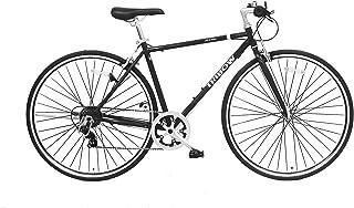 クロスバイク シマノ製6段変速機 700×28C 27インチ 8色