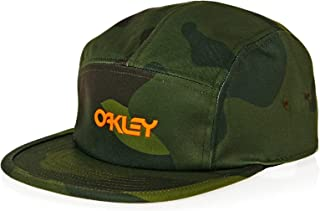 1b09092635e06 Boné Oakley Aba Reta Mod 5 Panel Cotton Camuflado Hat