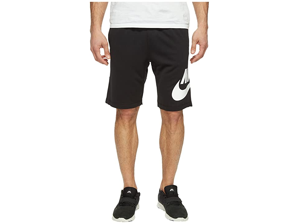 Nike SB SB Dri-FIT Short (Black/White) Men
