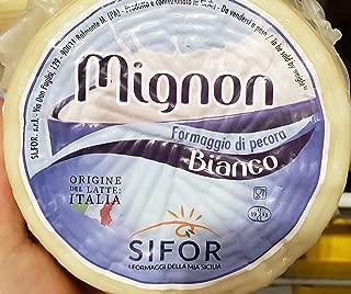 Sifor Mignon Bianco Sheep Cheese Plain 2lbs