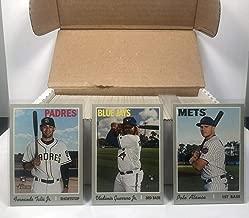 2019 Topps Heritage High Number Baseball Card COMPLETE BASE SET 501-700