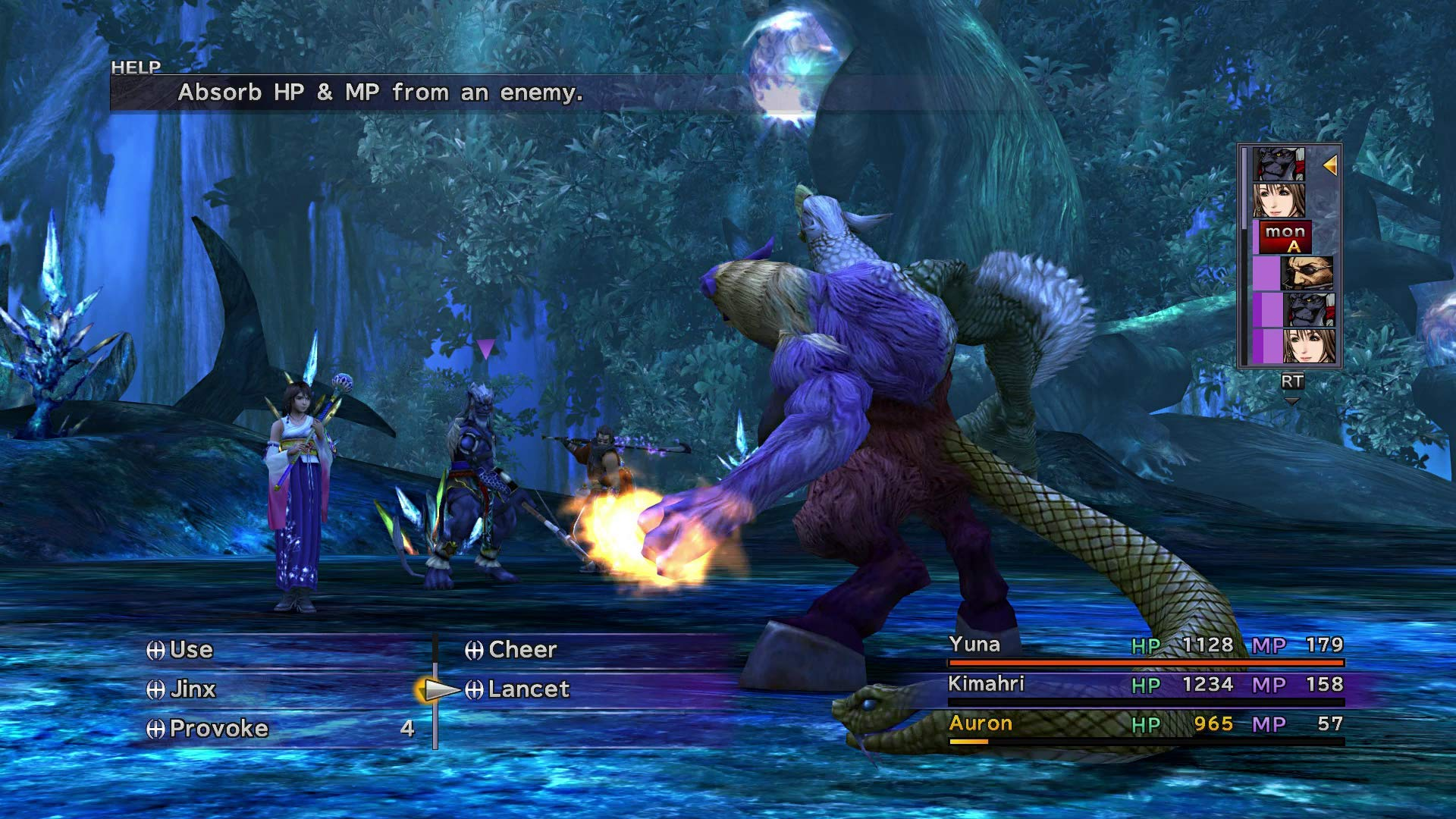 Final Fantasy X/ X-2 HD Remaster (Nintendo Switch)