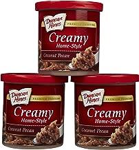 Duncan Hines Coconut Pecan Frosting - 15 oz - 3 pk