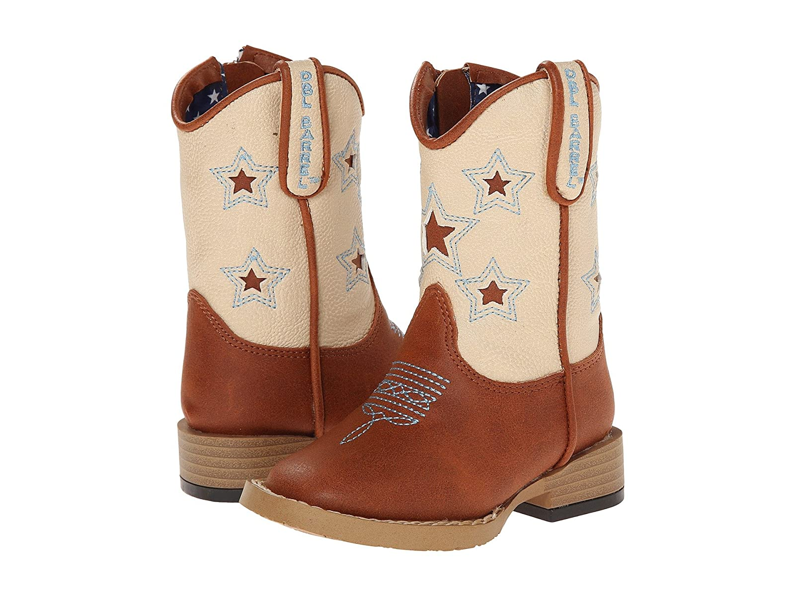 M&F Western Kids Lone Star (Toddler)Affordable and distinctive shoes
