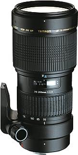 TAMRON 大口径望遠ズームレンズ SP AF70-200mm F2.8 Di ニコン用 フルサイズ対応 A001NII