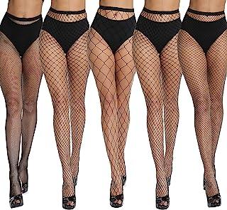 Fishnet Stockings Fishnet Tights Thigh High Stockings...