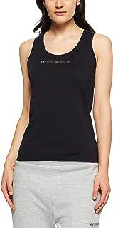 Emporio Armani Women's Ladies Knit Tank Top