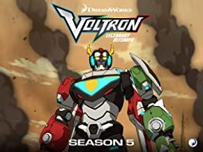 Voltron: Legendary Defender, Season 5