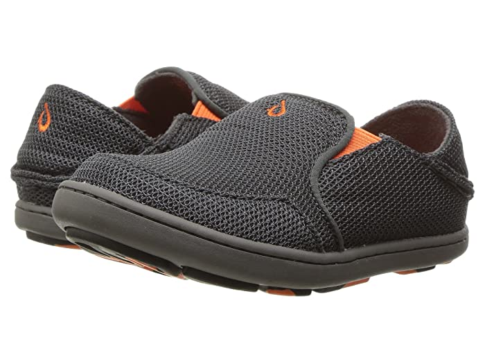 Nohea Mesh (Toddler/Little Kid/Big Kid) Dark Shadow/Blaze