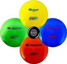 Innova Premium Beginner's Disc Golf Set - GStar Putter, Mid-Range, Driver - Durable, Flexible y Plástico Suave - Colores Vary - 150-169g