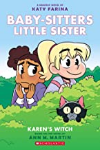 Karen's Witch (Baby-sitters Little Sister Graphic Novel #1): A Graphix Book (Baby-sitters Little Sister Graphic Novels) PDF