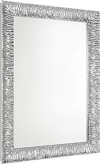 GaviaStore Specchio moderno da parete di altissima qualità – Julie - 70x50 cm - arred casa art home decor soggiorno modern...