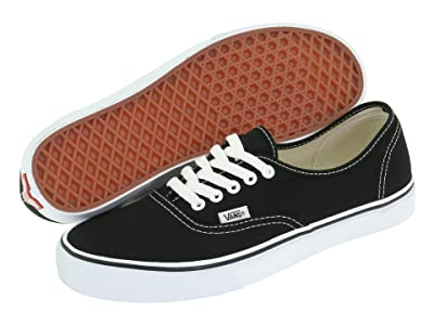 Vans Authentictm Core Classics (Black) Skate Shoes