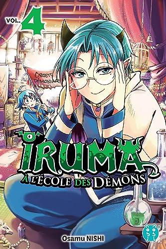 Iruma à l'école des démons 4
