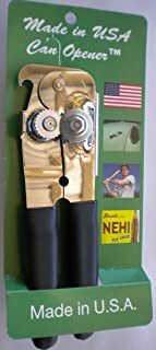 Made in USA Can Opener (Black)