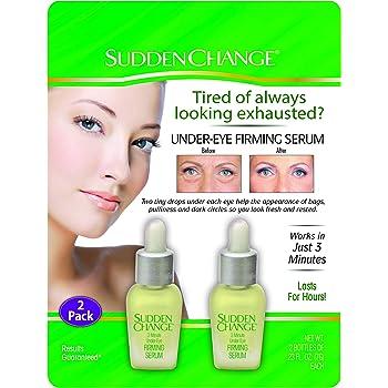 Sudden Change Under-Eye Firm Serum 0.23oz (2 Pack)
