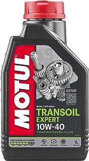Motul 105895 Transoil Expert Gearbox Oil-10W40-1 Liter، 33.81 Fluid_Ounces