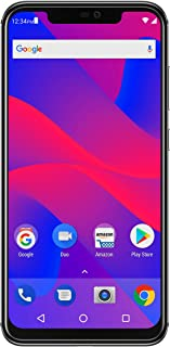 "BLU Vivo XI+ - 6.2"" Full HD+ Display Smartphone, 128GB+6GB RAM, AI Dual Cámaras, Negro"