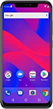 "BLU VIVO XI+ - 6.2"" Full HD+ Display Smartphone, 128GB+6GB RAM, AI Dual Cameras -Black"