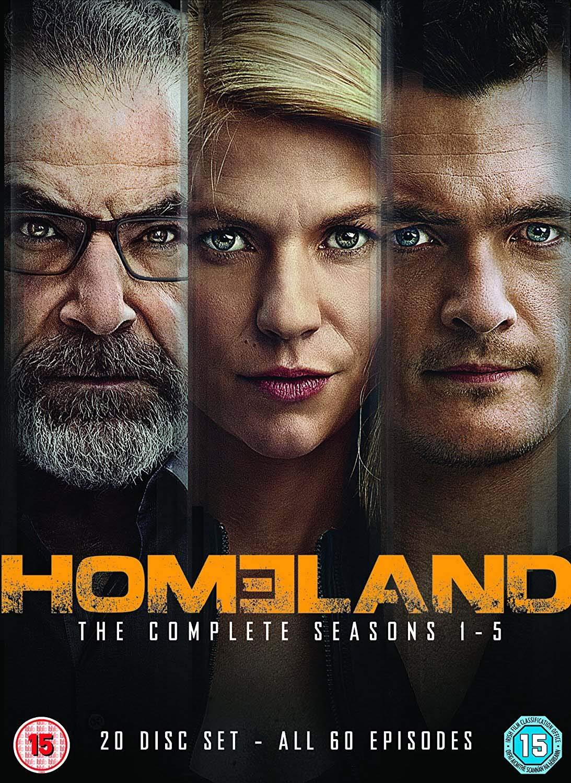 Homeland   Seasons 20 20 DVD [UK Import] Amazon.de Howard Gordon ...