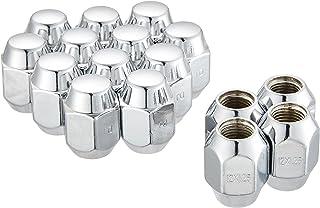 メルテック ホイールナット(ニッサン・スズキ・スバル用) 袋タイプ 16個入り 適合レンチ21mm/1.25ピッチ Meltec N02-16
