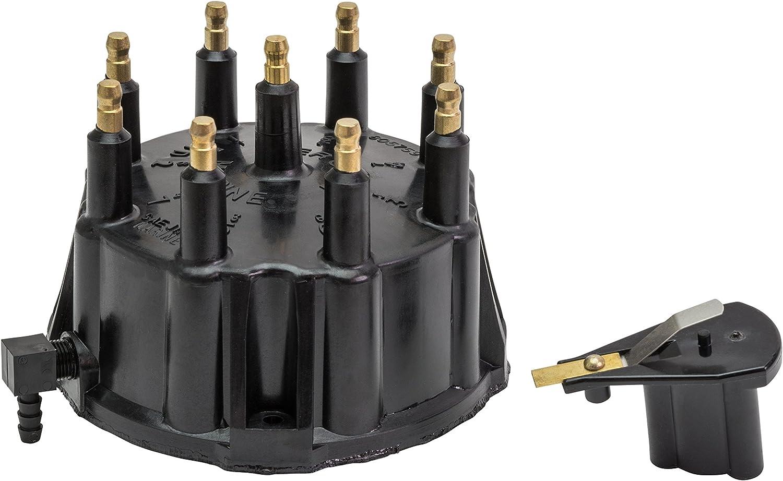 Quicksilver 805759T05 Distributor Cap Kit MerCruiser Sco New color - Max 83% OFF Black