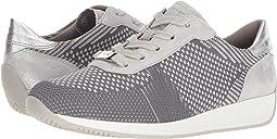 Grey/Silver Woven