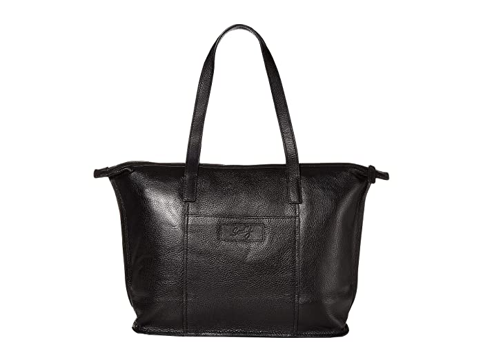 Scully  Alley Tote Bag (Black) Handbags