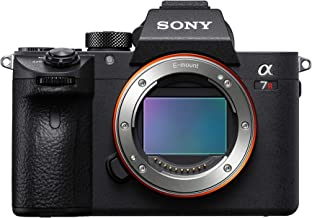 Sony a7R III Mirrorless Camera: 42.4MP Full Frame High Resolution Interchangeable Lens Digital Camera with Front End LSI I...