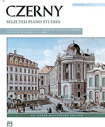 Czerny-Germer Selected Piano Studies: 1