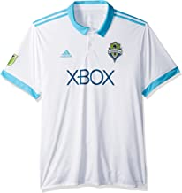 adidas Seattle Sounders MLS Secondary Replica Jersey (White)