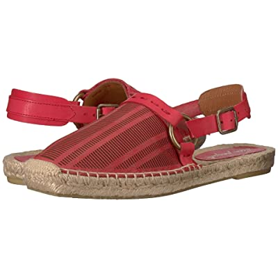 Free People Cabo Espadrille (Red) Women