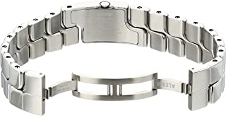 Women's AL15000 Mariposa Stainless Steel White Designed by Miriam Mirri Watch