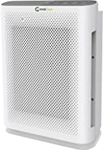 InvisiClean Aura II Air Purifier - 4-in-1 True HEPA, Ionizer, Carbon + UV-C Sanitizer - Air Purifier for Allergies & Pets,...