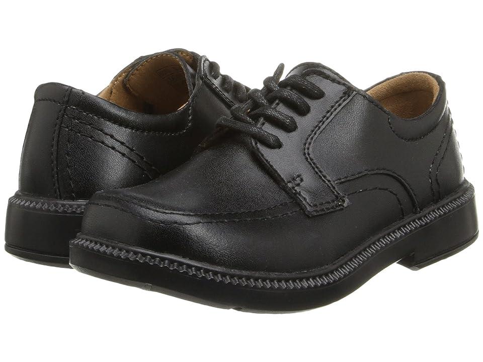 Florsheim Kids Billings Jr. (Toddler/Little Kid/Big Kid) (Black) Boys Shoes