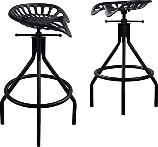Best tractor counter stool Reviews
