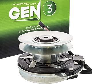 8TEN Gen 3 Electric PTO Clutch for John Deere Z225 Z425 Z445 Z465 Eztrak Zero-Turn AM137323 AM136787 5219-88