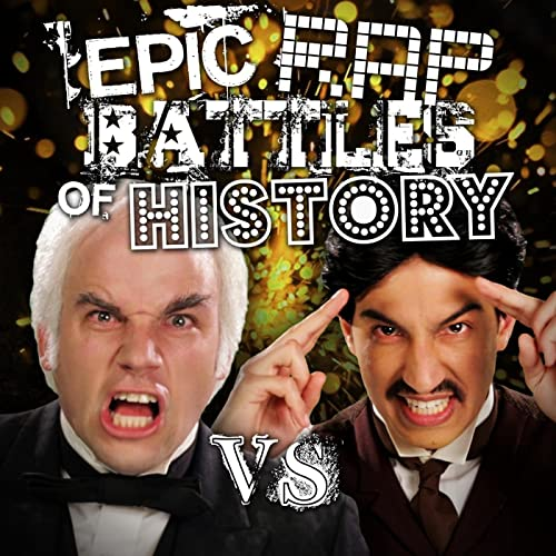 Epic rap battles of history season 3 / 1-12 binge watching.