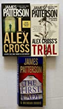 3 Books! 1) I Alex Cross 2) Alex Cross's Trial 3) The First Lady