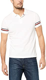 Tommy Hilfiger Men's Signature Tape Slim Fit Polo