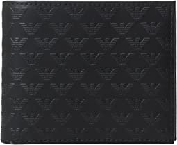 Emporio Armani - Grained Wallet