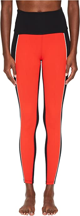 Kate Spade New York x Beyond Yoga - Blocked Midi Leggings