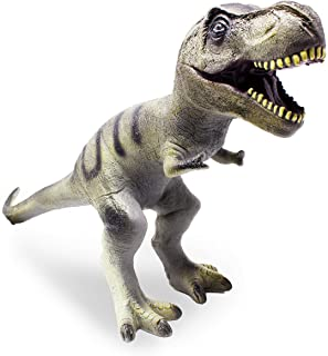 "Boley Jumbo Monster 22"" Soft Jurassic T-Rex Toy - Big Educational Dinosaur Action Figure, Designed for Rough Play - Dinosa..."