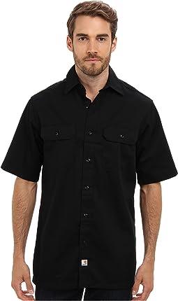 Twill S/S Work Shirt