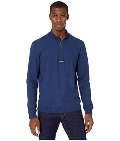Robert Graham Draft Sweater (Navy) Men